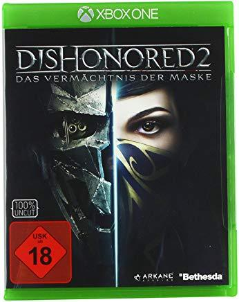 Dishonored 2 AT - Das vermächtnis der Maske (Xbox one)