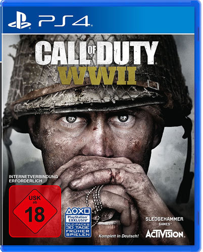Call of Duty - WWII (Playstation 4)