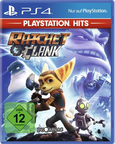 Ratched & Clank, Playstation Hits (Playstation 4)
