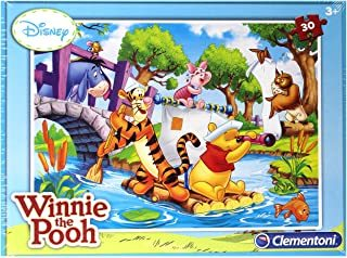 Clementoni Puzzle Winnie the Pooh, 30 Teile
