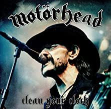Motörhead - Clean your Clock (Musik CD)