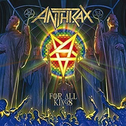 Anthrax - For all Kings (Musik CD)