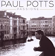 Paul Potts - Passione (Musik CD)