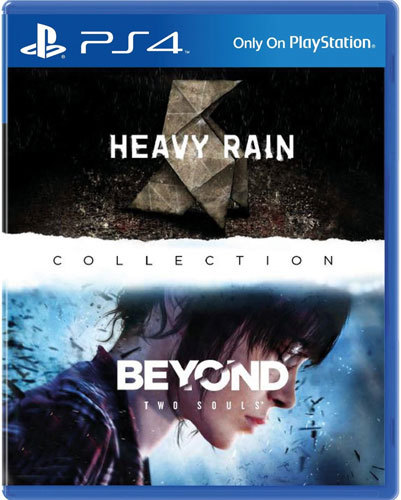 Quantic Dream Collection - Heavy Rain + Beyond two Souls (Playstation 4)