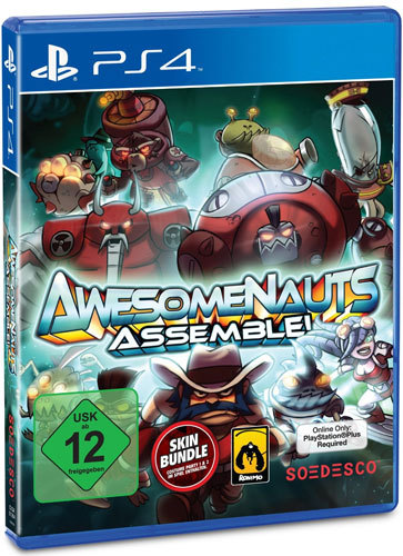 Awesomnauts Assemble (Playstation 4)