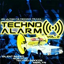 Techno Alarm Vol. 2 - 26 Ultimate Techno Traxx (2CD)