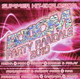 Booom Party Randale 2010 - Summer Hit Explosion (2CD)