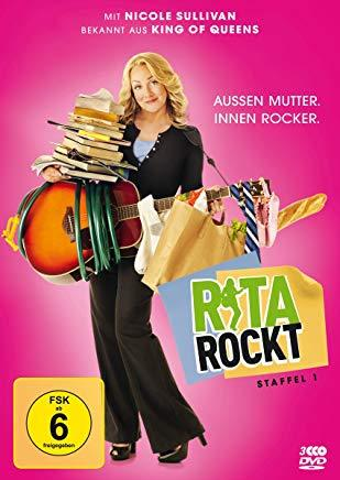 Rita Rockt - Aussen Mutter, Innen Rocker 1. Staffel (DVD Box)