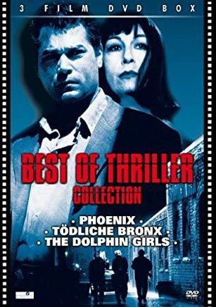Best of Thriller Collection (3 Film DVD Box)