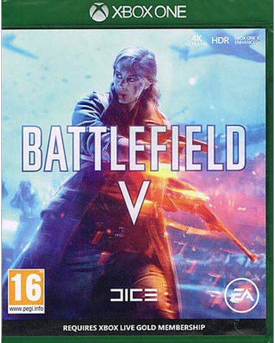 Battlefield V AT (Xbox one)