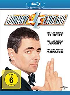 Johnny English (BlueRay)