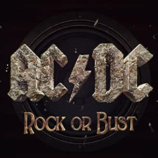 AC-DC - Rock or Bust (CD)