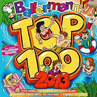 Ballermann Top 100 2013 (2CD)