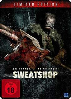 Sweat Shop, Limited Edition (DVD, FSK 18)