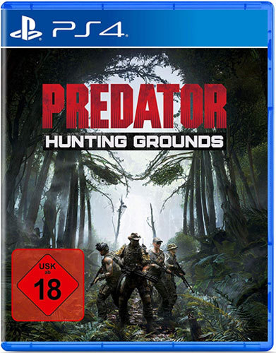 Predator - Hunting Grounds (Playstation 4)