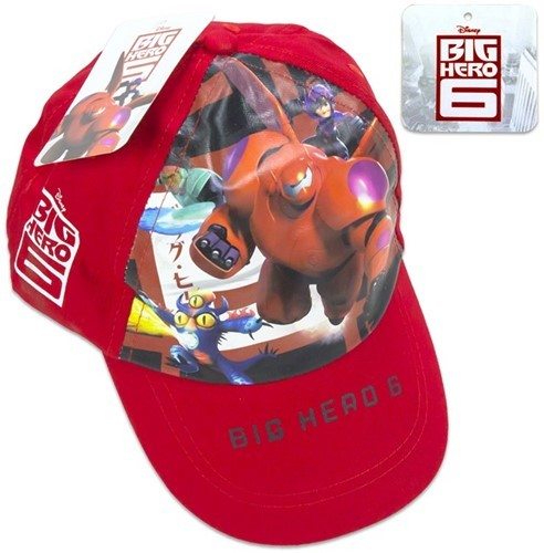 Disney Big Hero 6 Cap
