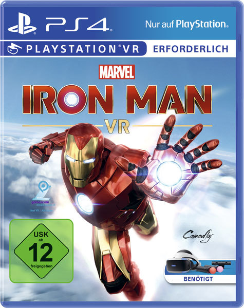 VR Iron Man (Playstation 4