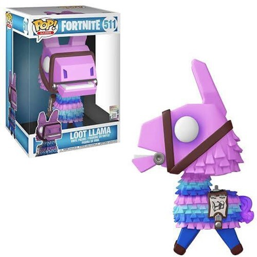 "POP! Fortnite Loot Llama 10""/ 25cm"