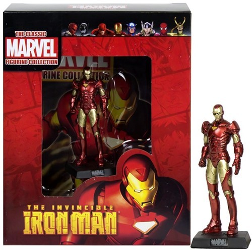 Marvel Figurine Collection The Invincible Iron Man 15,5x20cm