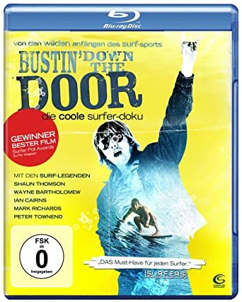 Bustin´ down the Door - Surfer Doku (BlueRay)