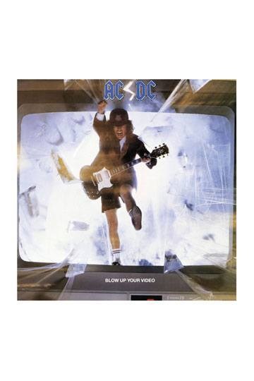 AC/DC Rock Saws Puzzle Blow Up Your Video