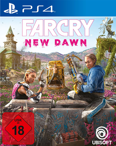 Far Cry - New Dawn (Playstation 4)