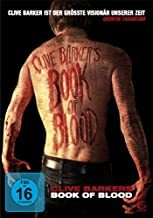 Book of Blood )DVD)