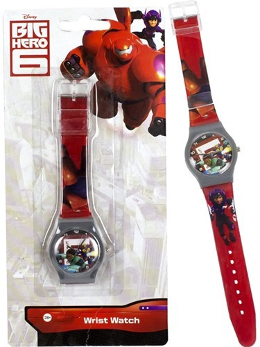 Disney Big Hero 6 Armband Uhr 10x21cm