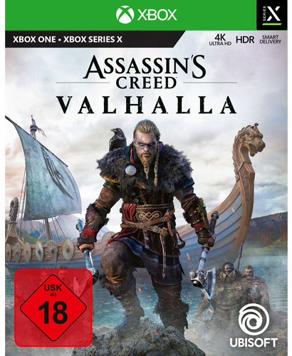 Assassins Creed Valhalla (Xbox one)