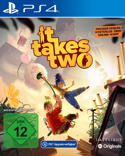 It Takes Two (Playstation 4) GEBRAUCHTER ARTIKEL