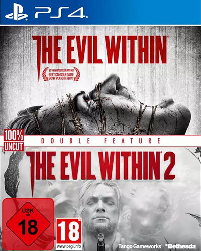 The Evil Within - Double Feature (Playstation 4)