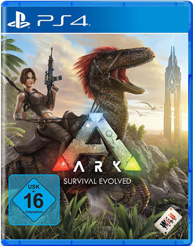 Ark Survival Evolved (Playstation 4)